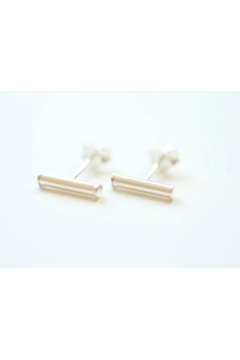 Shoptiques Product: Bar Stud Earring