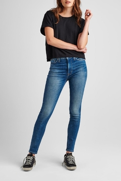 Shoptiques Product: Barbara Ankle Skinny - First-Date