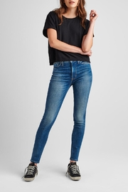Hudson Jeans Barbara Ankle Skinny - First-Date - Product Mini Image