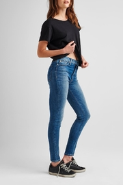 Hudson Jeans Barbara Ankle Skinny - First-Date - Front full body