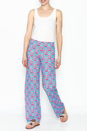 Barbara Gerwit Palazzo Pant - Front cropped