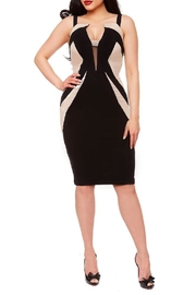Rebel Love Clothing Barbarella Wiggle Dress - Product Mini Image