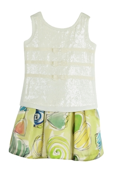 Barcarola Abstract Shells Outfit - Product List Image