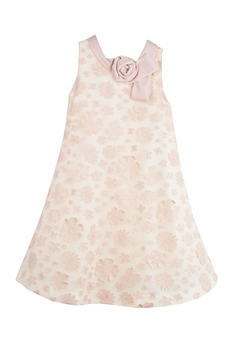 Shoptiques Product: Pink Flower Dress