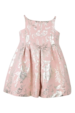 Barcarola Pink & Silver Dress - Product List Image