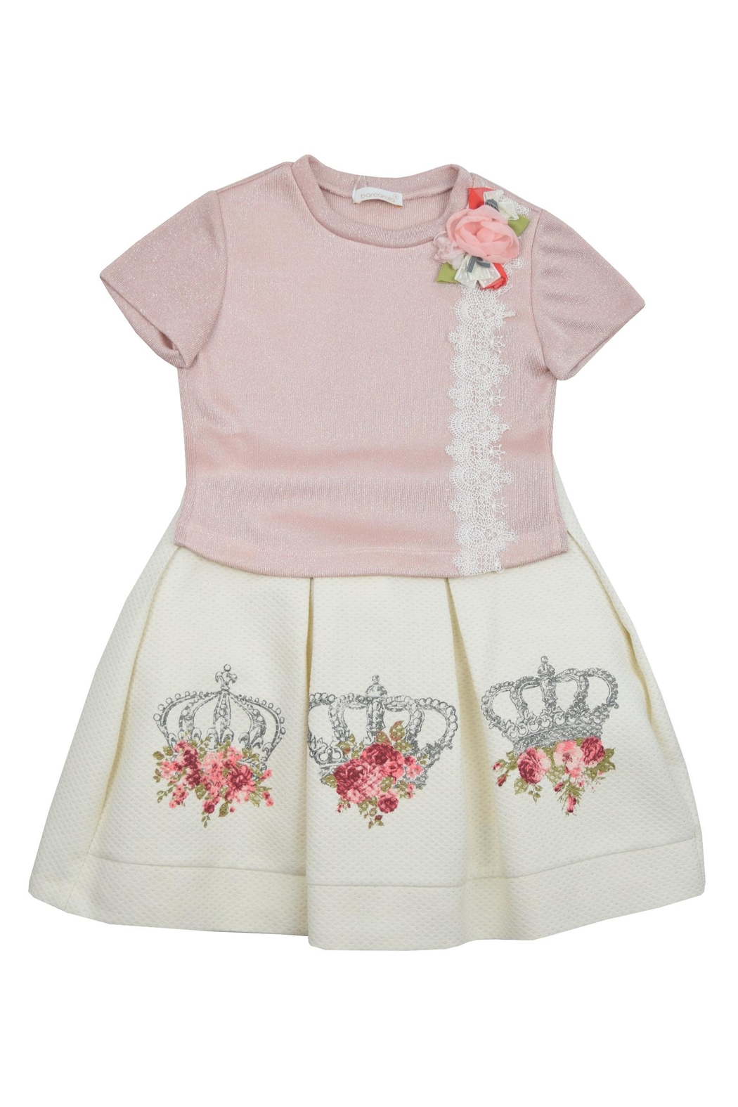 Barcarola Royal Crown Outfit From Florida By Yoyo Childrens