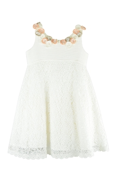 Shoptiques Product: White Roses Dress