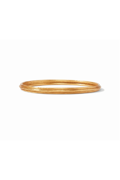 Julie Vos Barcelona Bangle Gold-Small - Product List Image