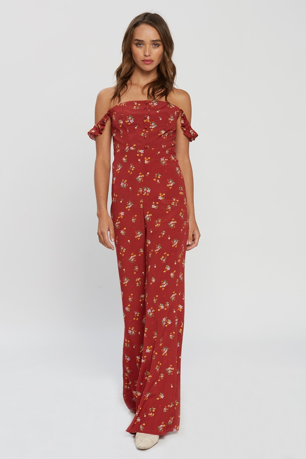 1d1555a07f900 Flynn Skye Bardot Jumpsuit from Texas by y i clothing boutique ...