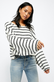 Free People Bardot Sweater - Front cropped