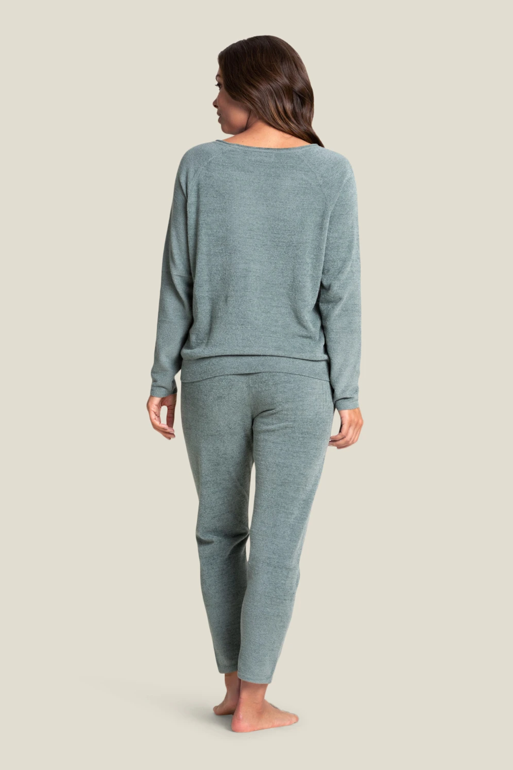 Barefoot Dreams Cozychic Ultra Lite Everyday Pants - Side Cropped Image