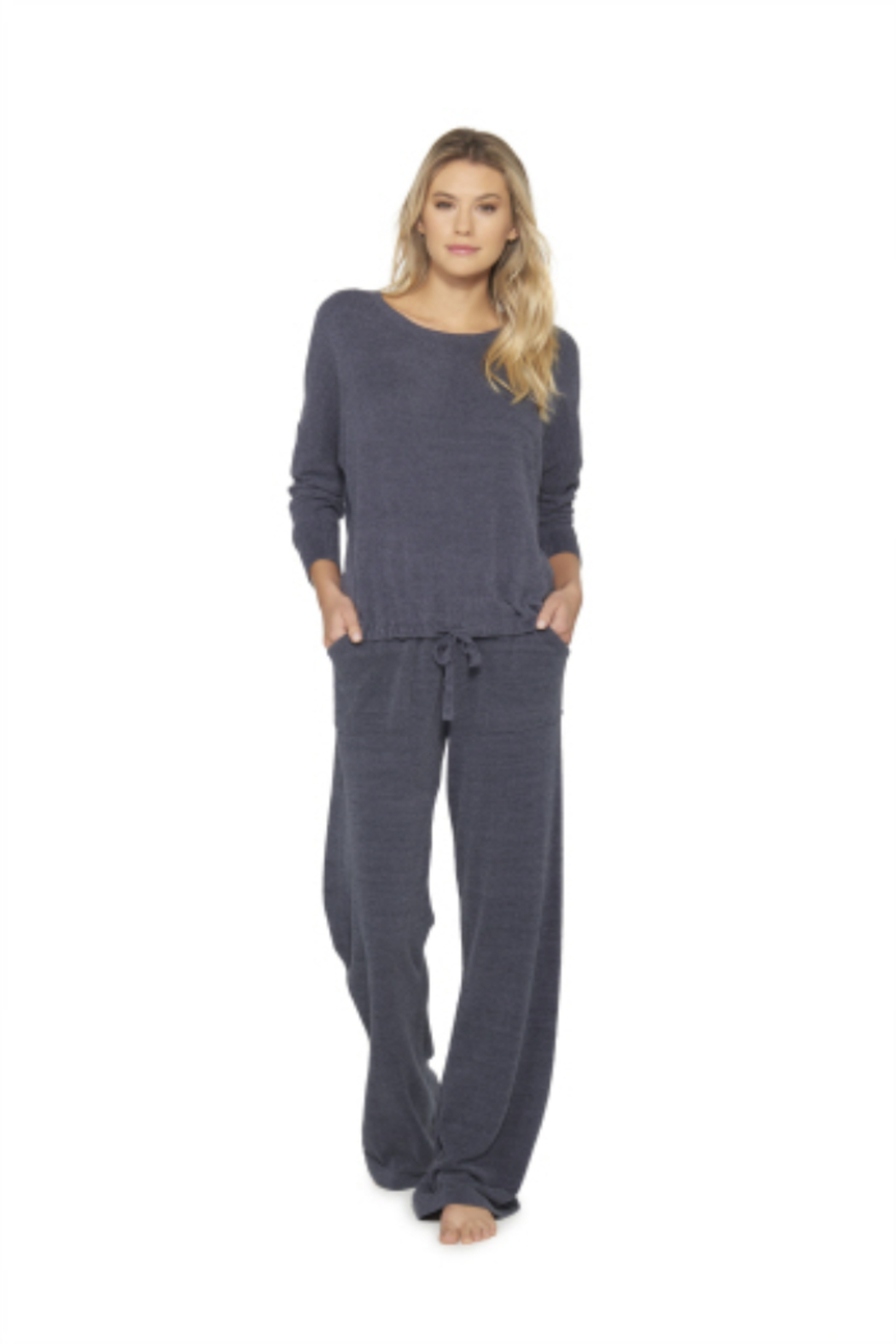 Barefoot Dreams Cozychic Ultra Lite Slouchy Pullover - Main Image