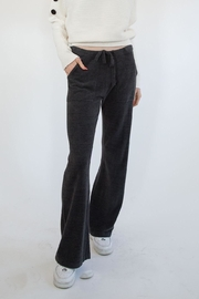 Barefoot Dreams Carbon Sweatpants - Front cropped