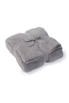 Shoptiques Product: Grey Throw Towel