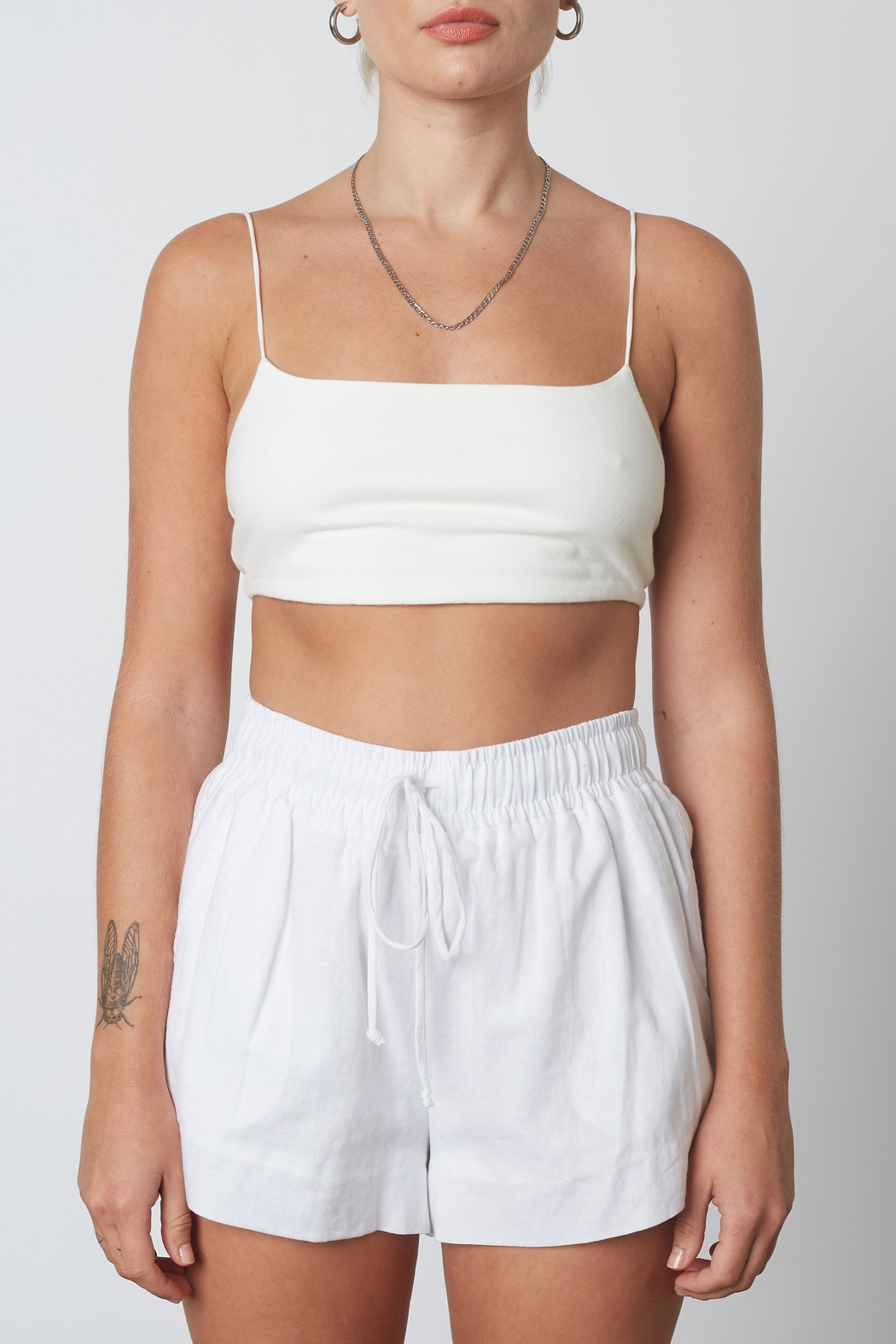 NIA Barely There Bralette - Front Full Image