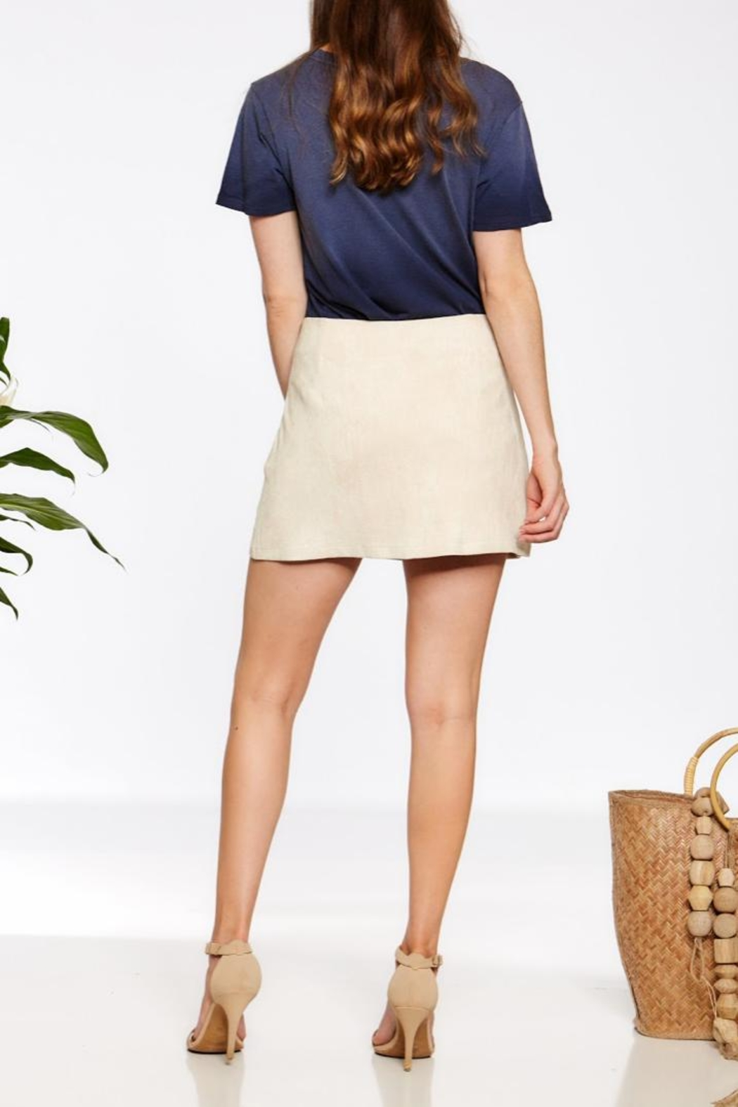 Asher by Fab'rik Barfield Skirt - Front Full Image
