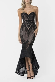 Bariano Lois Gown - Front cropped