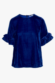Greylin Barlow Velvet Top - Product Mini Image