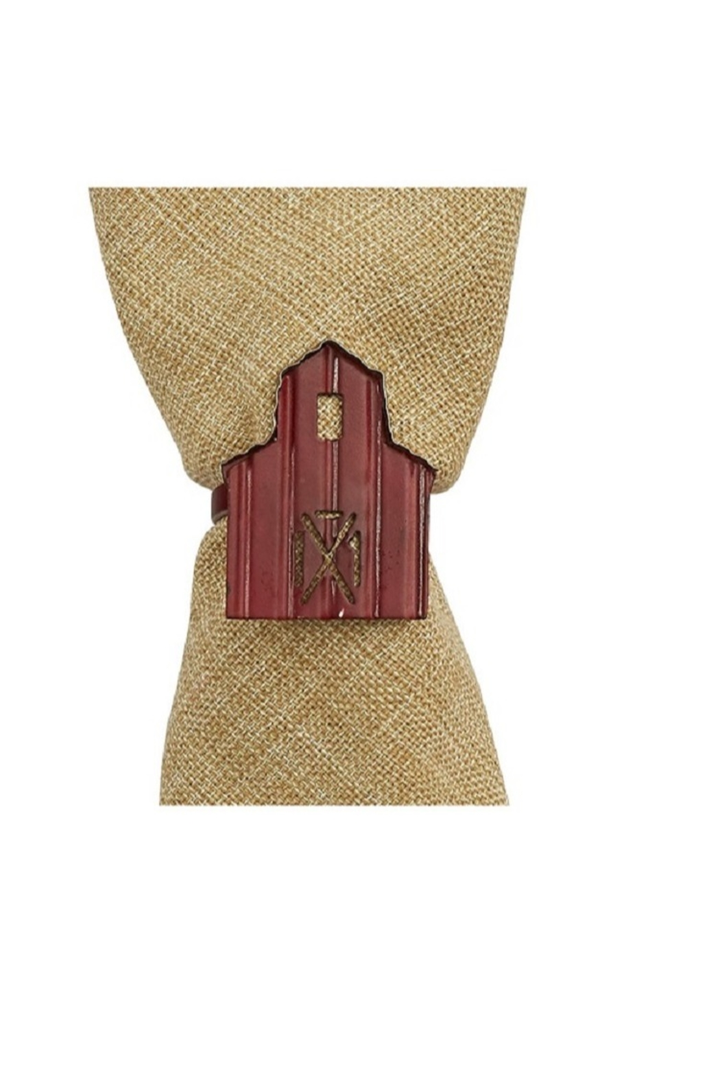 Park Designs Barn Napkin Rings - Front Cropped Image