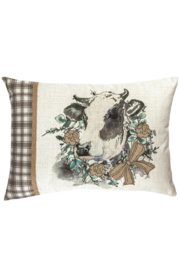 Manuel woodworkers and weavers Barnyard Animal Pillows - Product Mini Image