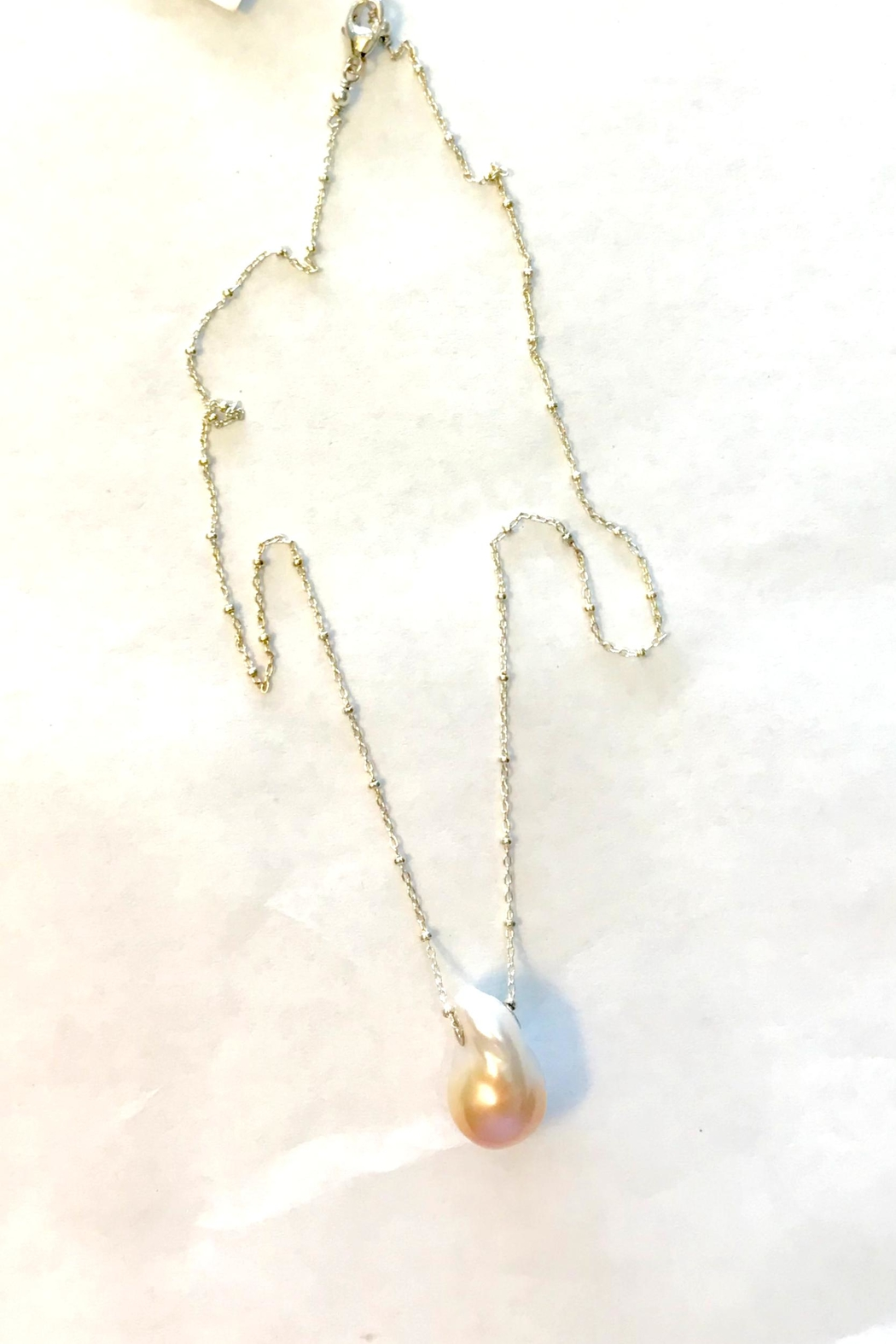 Lily Chartier Pearls Baroque Pearl Necklace - Main Image