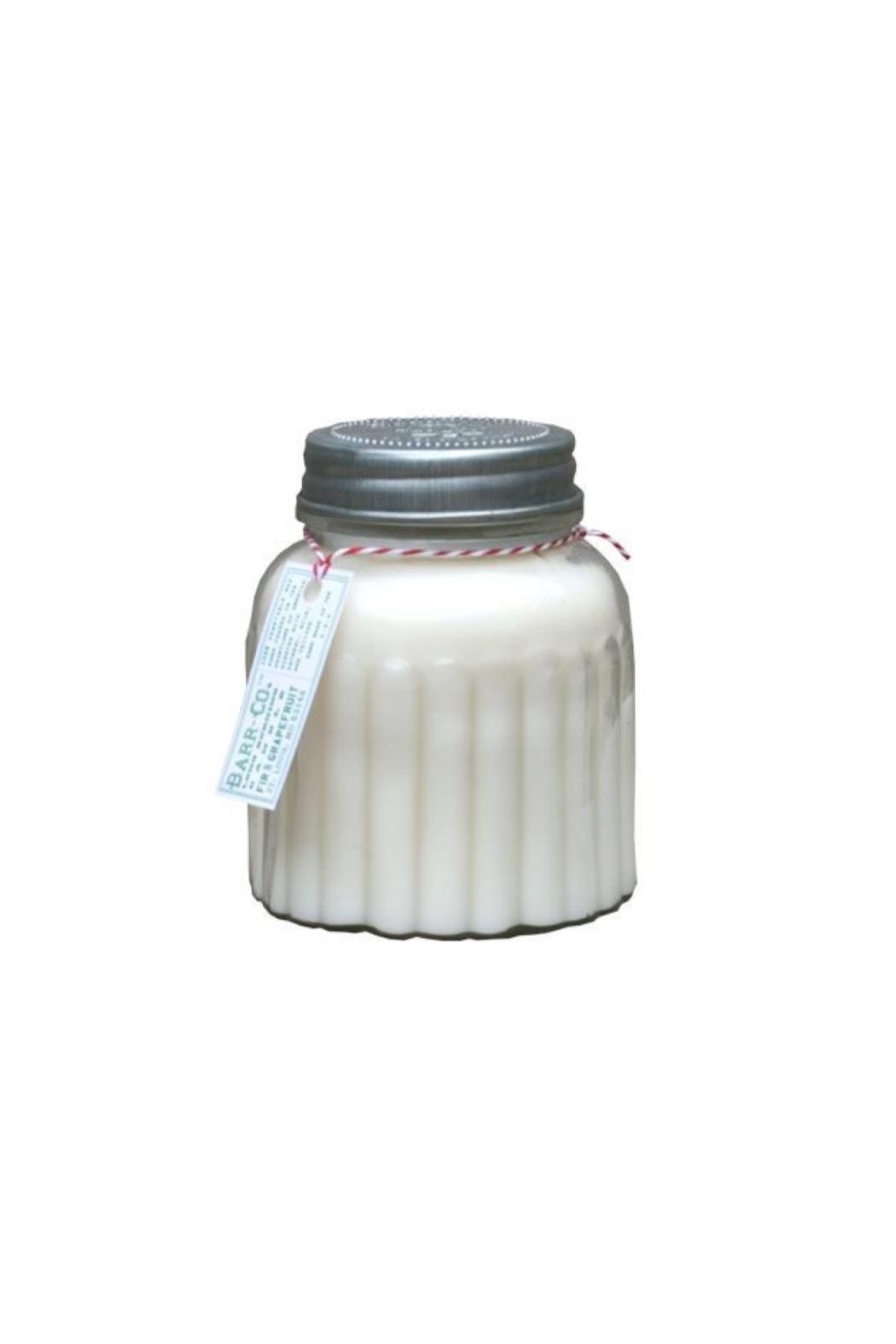 Barr-Co. Fir-Grapefruit Apothecary Candle - Main Image