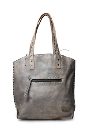 BED STU Barra Leather Tote - Front cropped