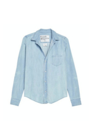 Frank & Eileen Barry Italian Denim Button Down - Product Mini Image