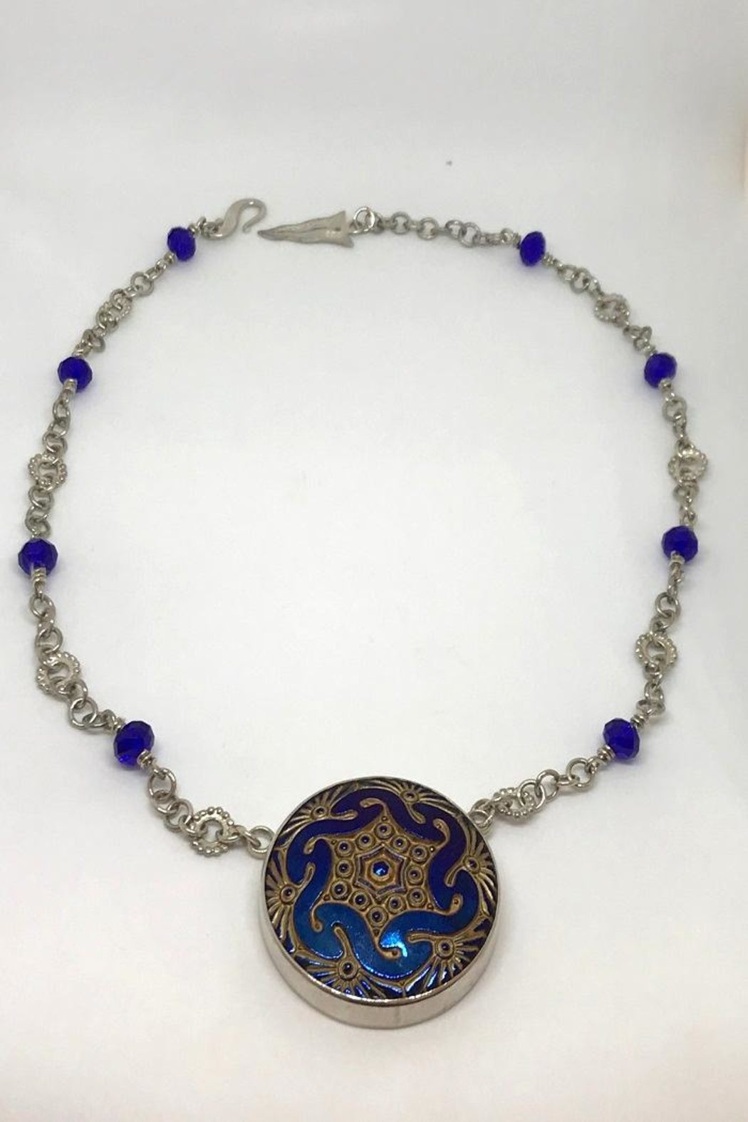 Barry Brinker Fine Jewelry Antique French Necklace - Main Image
