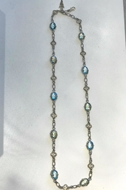 Barry Brinker Fine Jewelry Chinese Knot Chain - Front cropped