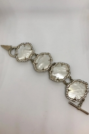 Barry Brinker Fine Jewelry Mother Of Pearl - Front cropped