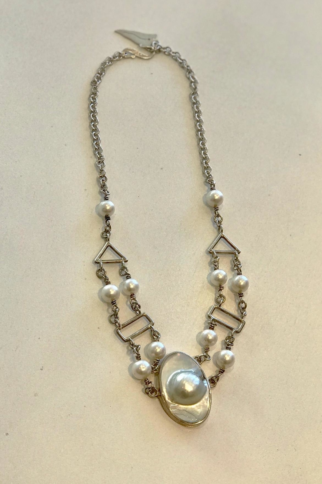 Barry Brinker Fine Jewelry Pearl Pendant - Main Image