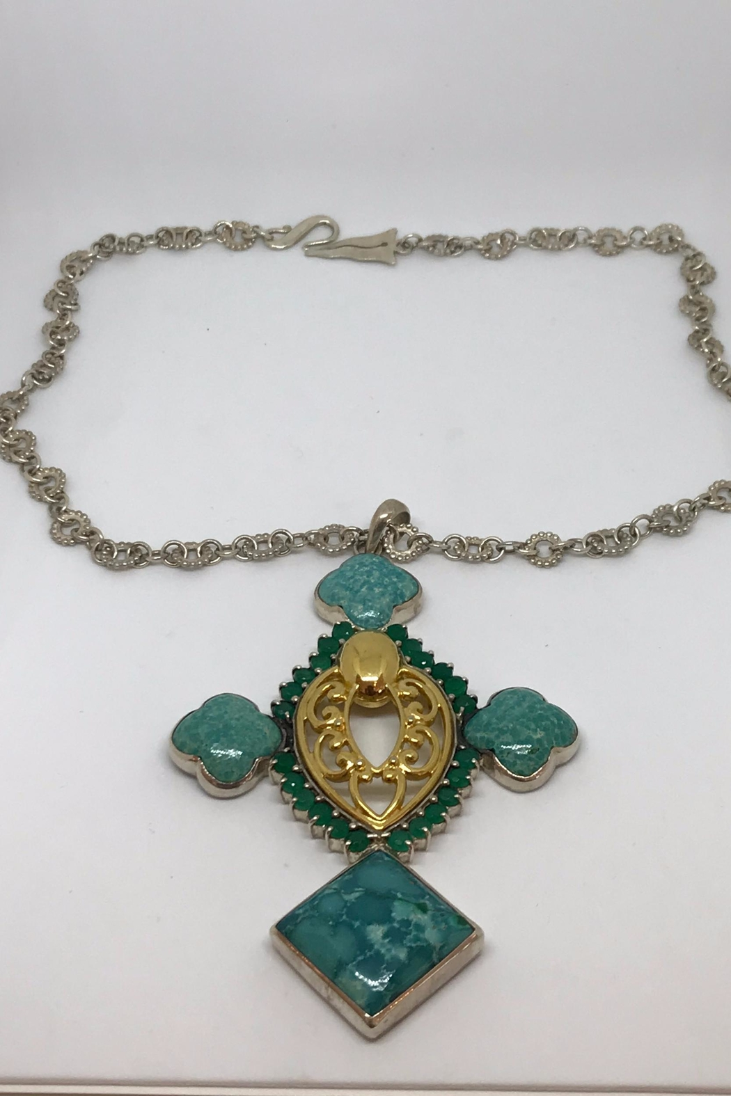 Barry Brinker Fine Jewelry Vermeil Antique French - Main Image