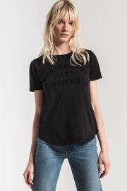 White Crow Bartender graphic tee - Product Mini Image