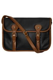 BAS Cambridge  Cross-Body Messenger - Front cropped