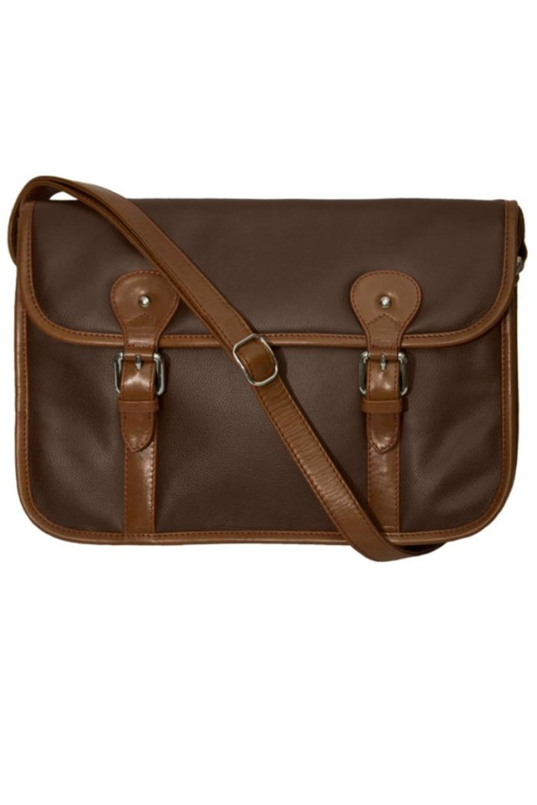 BAS Cambridge  Cross-Body Messenger - Main Image