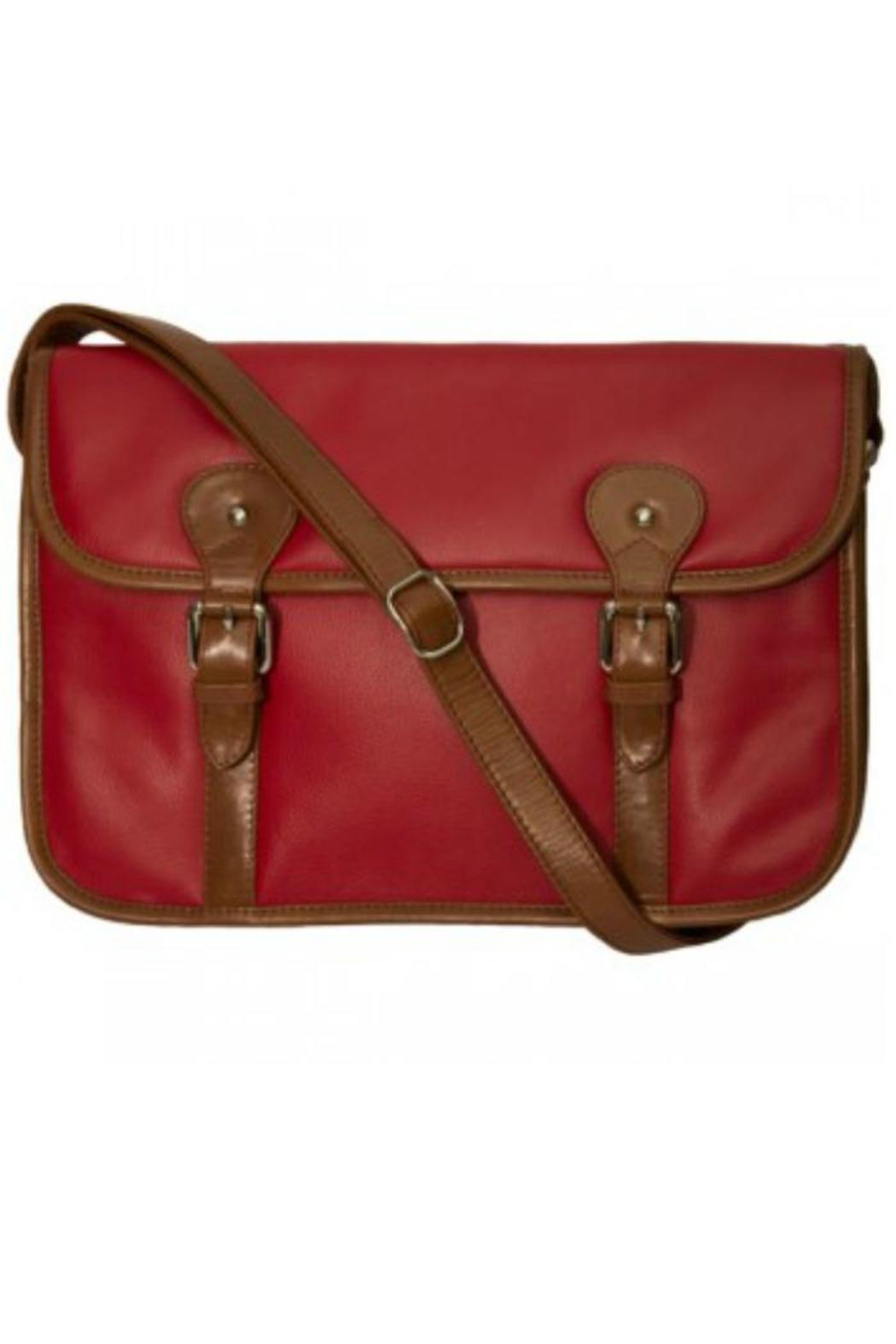 BAS Cambridge  Cross-Body Messenger - Front Cropped Image