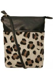 BAS Leopard Leather Crossbody - Product Mini Image
