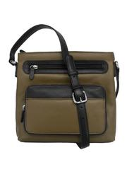 BAS Leather Cross-Body Bag - Product Mini Image