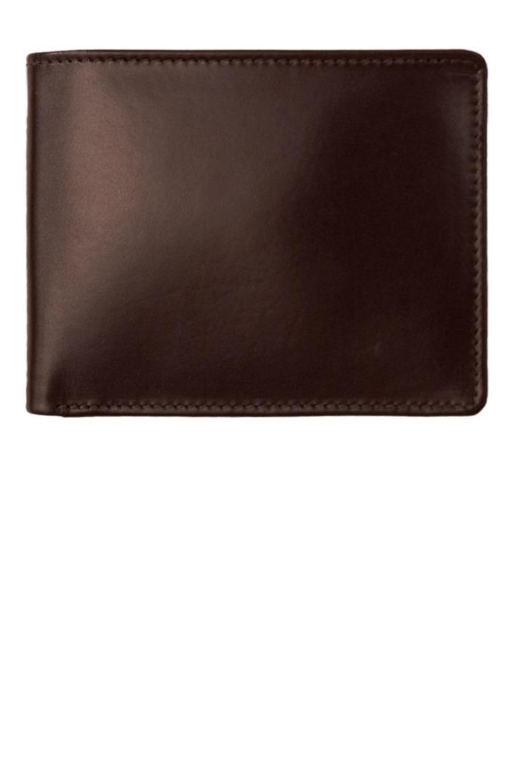 BAS Rfid Bifold Wallet - Front Cropped Image
