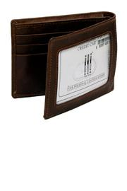 BAS Rfid Bifold Wallet - Front cropped