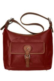 BAS Zip Hobo Bag - Front cropped