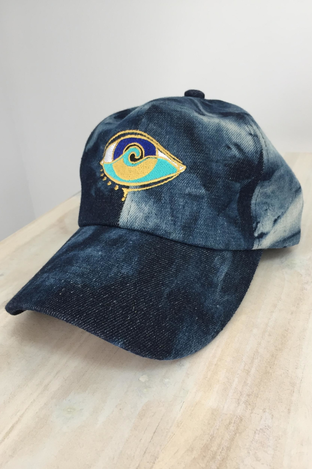 The Lovet Shop Baseball Hat - Front Full Image