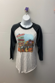 Kindred Mercantile  Baseball tee fall fest - Product Mini Image