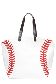 Love of Fashion Baseball Tote Bag - Product Mini Image