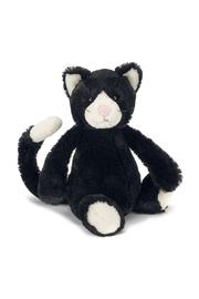 Jellycat Bashful Black and White Kitten - Product Mini Image