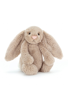 Jellycat  BASHFUL BUNNY-BEIGE/MEDIUM - Product List Image