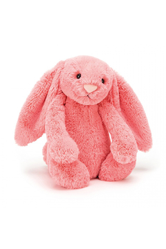 Jellycat  Bashful Coral Bunny Medium - Alternate List Image