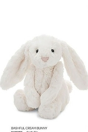 Jellycat Bashful Cream Bunny Medium - Product Mini Image