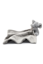 Jellycat Bashful Elephant Soother - Front cropped